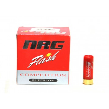 Патрон калибр 12х70 NRG Flash SPORTING 25 гр др. № 7.5 (25 шт) Азот
