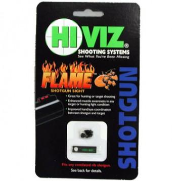Мушка HiViz Flame Sight зеленая универсальная FL2005-G