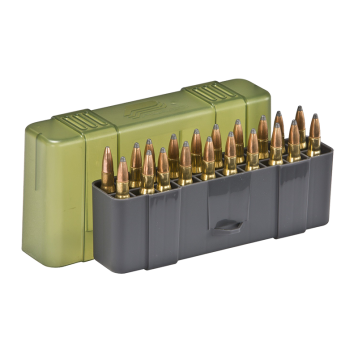 Plano Коробка 20 для патронов к.30-06, 7mm Mag, .25-06Rem, .270, .280Rem, .338Win Mag, .340Wby Mag