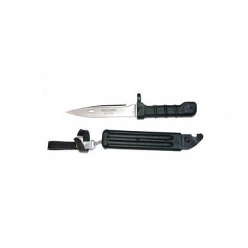 Штык-нож сувенирный (6х5) НС-АК КОМ (черный)
