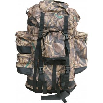 Рюкзак охотника №1 камыш. Объем 70 литров. (ХСН 971-3)