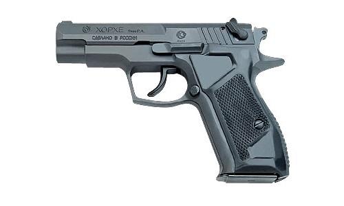 КОМИССИЯ Пистолет Хорхе кал.9 мм № 070497