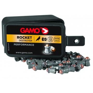 Пули GAMO Rocet 0,62 гр 4.5 мм (150 шт)