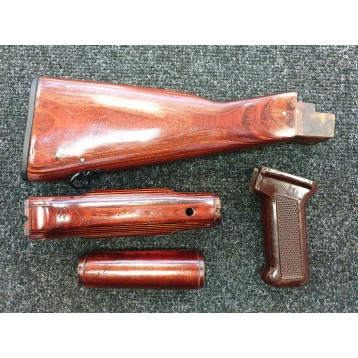 Комплект СОК-АК фанера (приклад, цевье, накл. ручка)