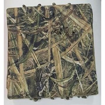 Сетка для засидки Allen, нетканая, Mossy Oak Blades, 1,42х3,6 м