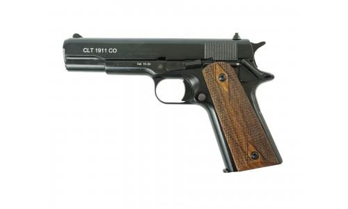 """Оружие списанное охолощенное пистолет """"1911 KURS"""" кал. 10х24 черный"""