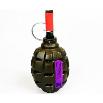 Мина пиротехническая учебно-имитационная  F-1 (Р) краска