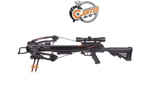 Арбалет блочный Man Kung MK-XB52 Stalker чёрный KIT