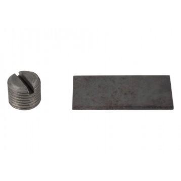 Винт поджимной потайной с ключиком МР-654К  82731