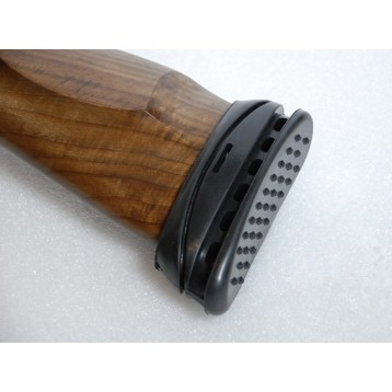 """Затыльник резиновый (""""калоша"""" большая) черный на деревянный приклад"""