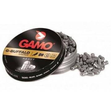 Пули пневматические GAMO G-BUFFALO 4,5мм, 1,0г