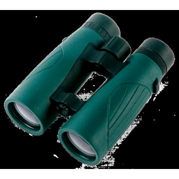 Бинокль GAUT Polaris 8x42, линзы BK7, тип - Roof, цвет - зеленый, 580г