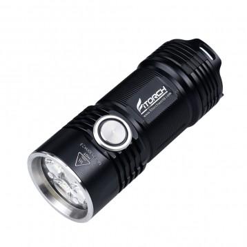 Фонарь FiTorch Р225 универсальный компактный (акум. с USB)