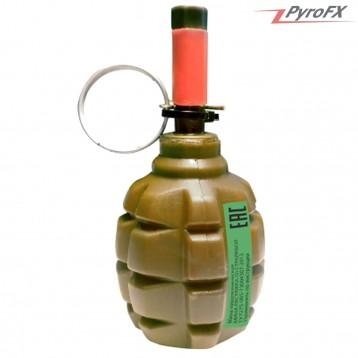 Мина пиротехническая учебно-имитационная  F-1 (Sbb) Страйк (шары)