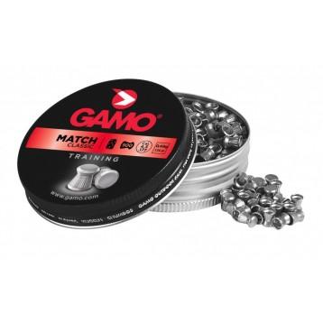 Пули GAMO Match (500шт) 0,49 гр кал. 4,5