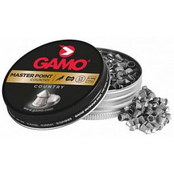 Пули GAMO Master Point (500шт) 0,49 гр кал. 4,5