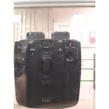 Бинокль цифровой SONY Dev-50V/B с функцией записи (0,8-12х25) Япония