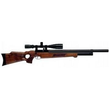 Пневматическая винтовка FX Monsoon РСР с запасным магазином  к 4,5 дерево