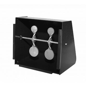 Мини-тир Stalker Пропеллер для пневматического оружия 4,5 мм с 4 медальонами