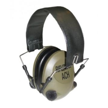 Наушники активные Rifleman ACH (NNR 21, вес 235 гр, 4АAА батарейки)