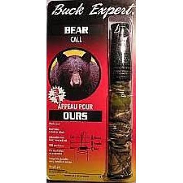 Манок на МЕДВЕДЯ Buck Expert CD (призыв, звук самки, крик детен, рев медведя) 77-Т