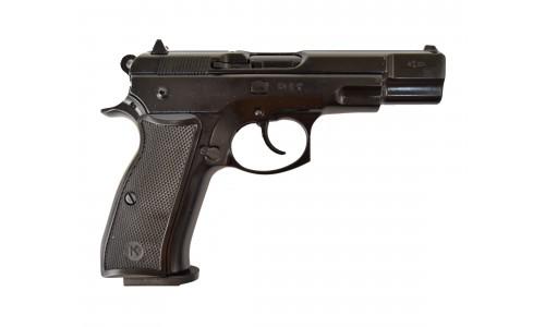 """Оружие списанное охолощенное пистолет """"Z 75 KURS"""" кал. 10ТК патр.светозв.действия"""