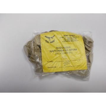 Прокладка картоная на дробь (200 шт) 12к