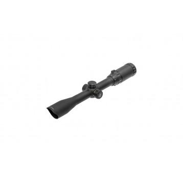 Прицел LEAPERS True Hunter Classic 3-9x32, 25.4 мм, нить MilDot, подсв. R/G, кольца, 440 гр