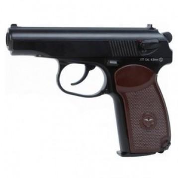 Пистолет пневматический Cybergun PM / МАКАРОВ кал.4,5 мм