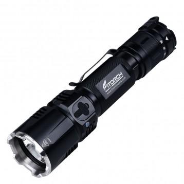 Фонарь FiTorch MR26 тактический(USB зарядка, светофильтры)