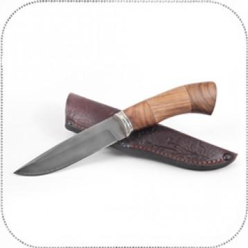 """Нож """"Вихрь-3"""" (ст.ков. 95х18,дерево) ИП Солдатова Е.А"""