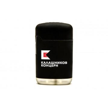 """Зажигалка """"Квадро"""" с фирменным логотипом """"Калашников"""""""