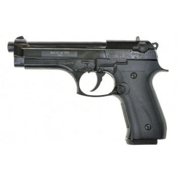 """Оружие списанное охолощенное пистолет """"В92 KURS """" кал. 10ТК фумо/графит"""