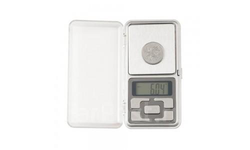 Весы электронные Pocket Scale МН-400  0,01гр/400гр