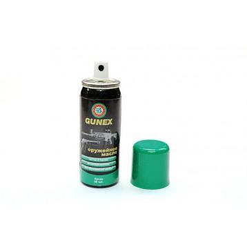Масло оружейное Ballistol Gunex spray 50 ml 22153