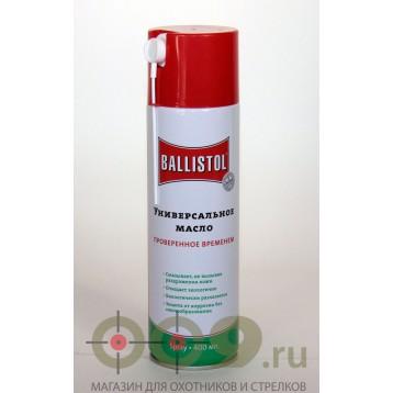 Масло оружейное Ballistol spray 400 ml 21815