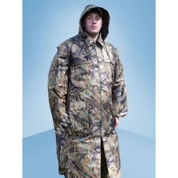 Плащ для охотника-рыбака, не промокаемый, с капюшоном ЗОНТ(С25/13)