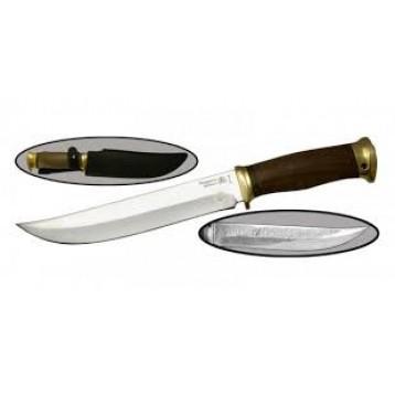 """Нож """"Атаман"""" РР216 (алюминий,орех) 6882"""