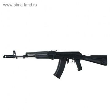 ММГ АК-74 УС, исп.01.415 пр/стац, бер. б/пл, хромированный 585300971