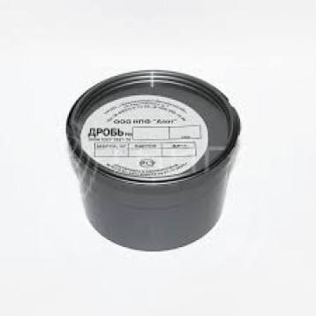 """Дробь литая """"7.5"""" в баночках по 1,5 кг (АЗОТ)"""