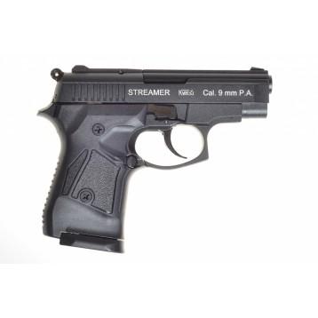ОООП пистолет Streamer  Black к. 9мм РА
