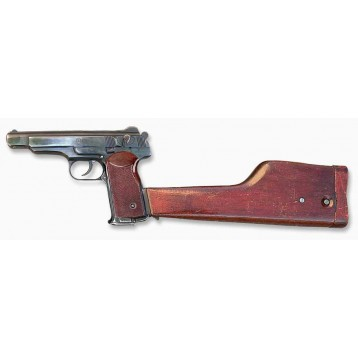 Пистолет охолощенный Р-414 АПС калибр 10х24