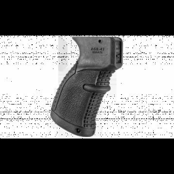 Рукоятка пистолетная АК PUFGUN обрезиненная эргономичная (АК47/74, ВПО-136)