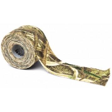 Камуфляжная лента многоразовая McNett камыш (длина 3,66м, ширина 5 см) 19502