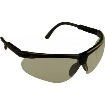 очки стрелковые Puma прозрачные (УФ-защита, класс оптики 1, незапотевающие, регулируемые дужки, смен