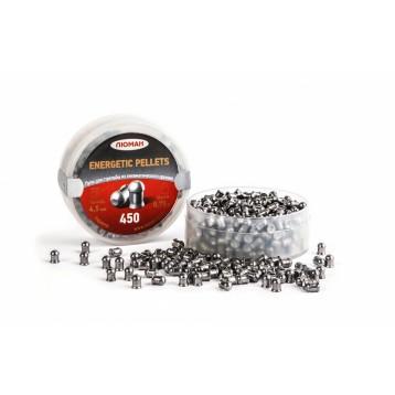 """Пули """"Люман"""" Energetic pellets  (0,75г, 450 шт.)"""