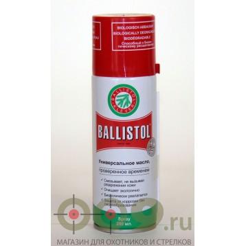 Ballistol spray 200ml масло оружейное 20 шт./уп.