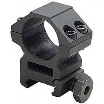 Кольца  Leapers AccuShot 25,4 мм на Weaver, STM, средние RGWM-25М4
