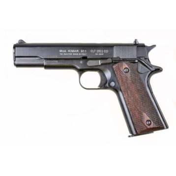"""Оружие списанное охолощенное пистолет """"1911 KURS"""" кал. 10х24 хром"""