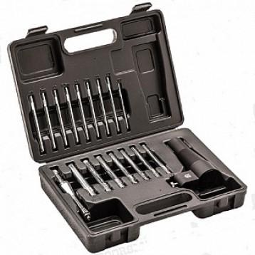 Пристрелка оптическая Nikko Stirling 16 ствольных вставок - от 4,5мм до 12кал
